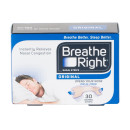 Breathe Right Small/Medium Nasal Strips Tan