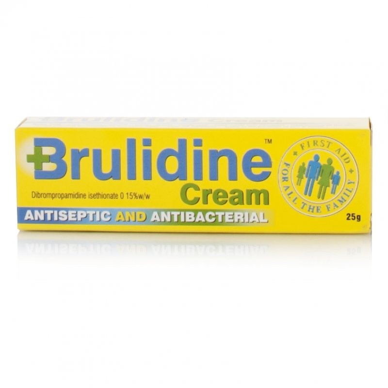 Click to view product details and reviews for Brulidine Cream.