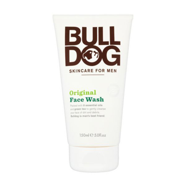 Bulldog Original Face Wash