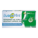 BuscoMint Gastro-Resistant IBS Relief Capsules