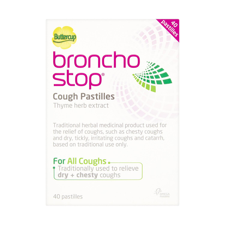 Buttercup Bronchostop Pastilles