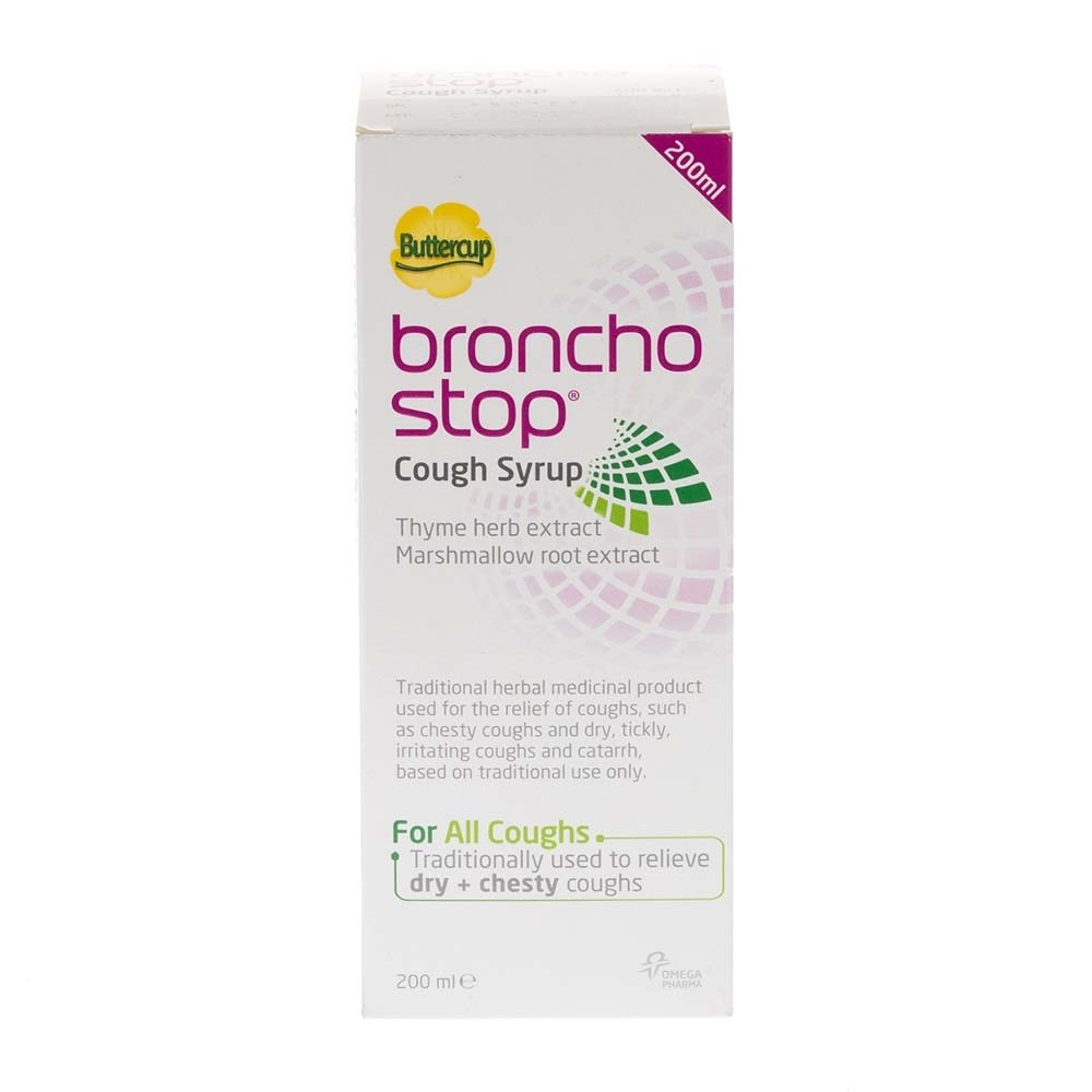 Buttercup Bronchostop Syrup