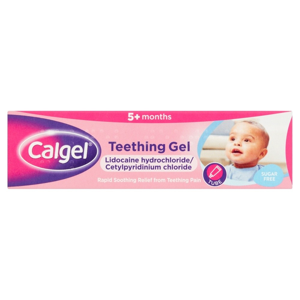 Calgel Teething Gel