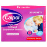 Calpol Infant Strawberry Suspension Sachets - Six Pack