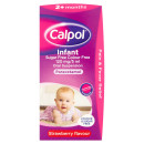 Calpol Infant Suspension - Sugar & Colour Free