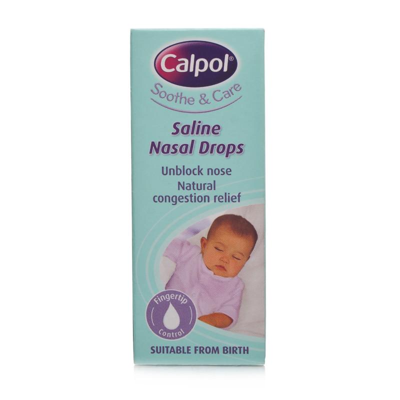 Calpol Saline Solution Drops Chemist Direct