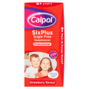 Calpol Six Plus Sugar Free Suspension