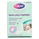 Calpol Sooth & Care Vapour Plug & Nightlight