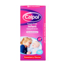 Calpol Sugar Free Infant Suspension 2+ 12 Sachets