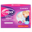 Calpol Sugar Free Suspension 2+ Sachets