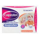 Calprofen Ibuprofen Suspension Sachets