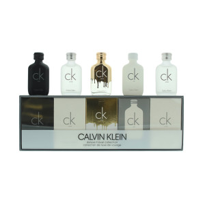 Calvin Klein Deluxe Fragrance Travel Collection