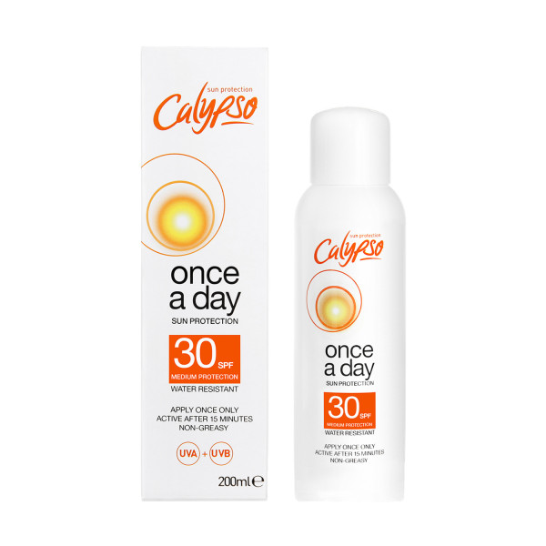 Calypso Once A Day Sun Protection SPF30
