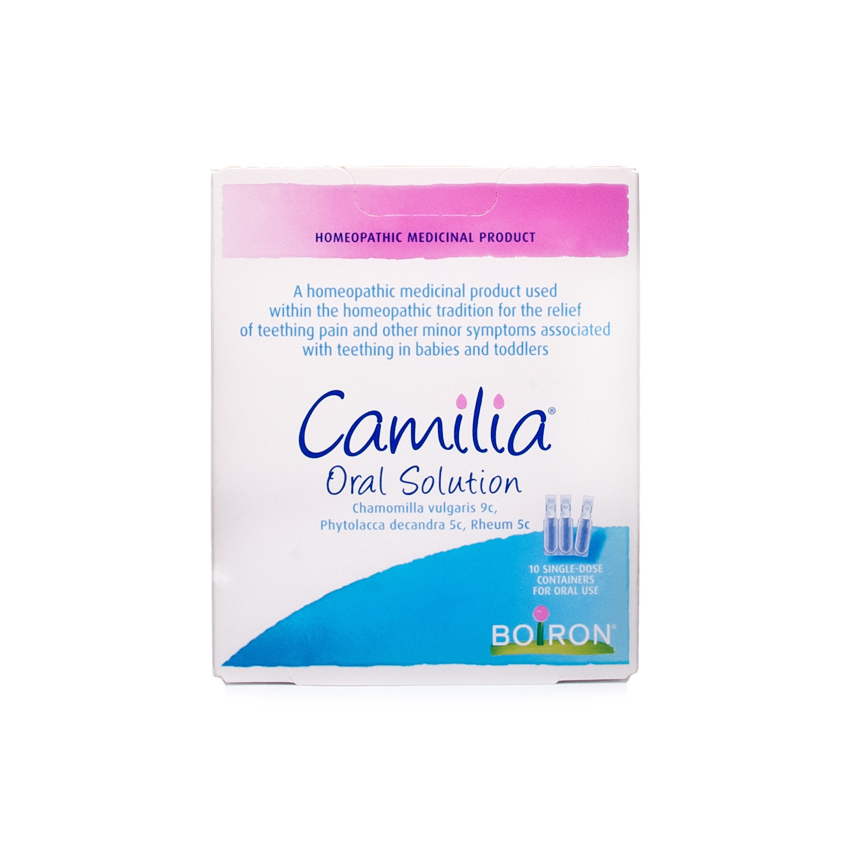 Camilia Teething Oral Solution