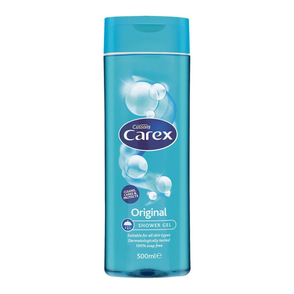 Carex Original Shower Gel