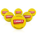 Carmex Lip Balm Pot - 6 Pack