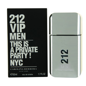 Carolina Herrera 212 VIP Men EDT Spray