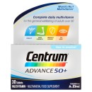 Centrum Advance 50+ Multivitamin Tablets