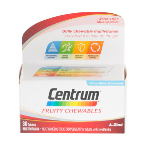 Centrum Fruity Chewables