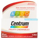 Centrum Fruity Chewables Multivitamin Tablets