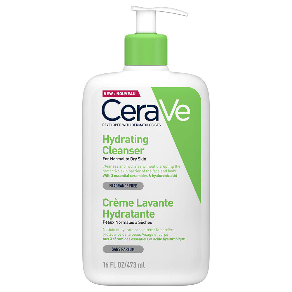 CeraVe Hydrating Cleanser For Face & Body