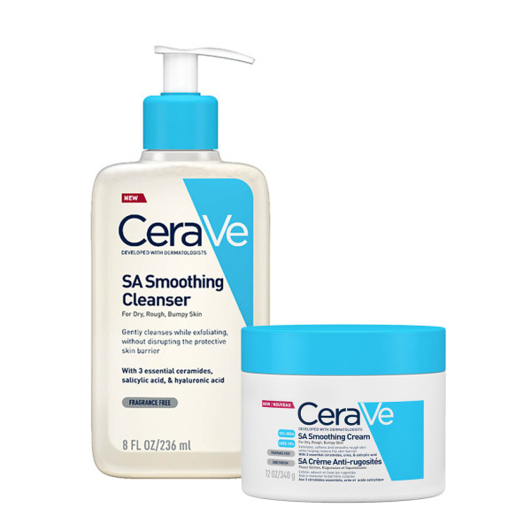 CeraVe Smoothing Duo