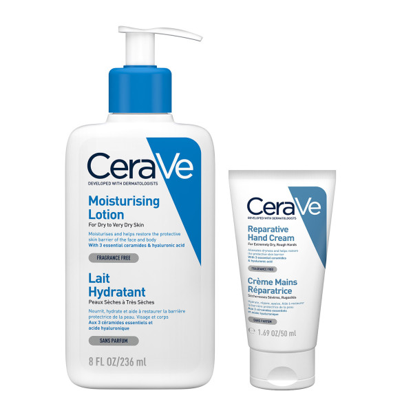 CeraVe Winter Skin Moisturising Lotion Duo