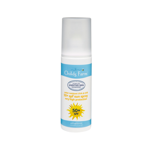 Childs Farm 50+SPF Sun Spray
