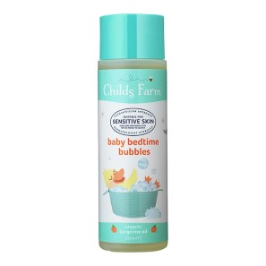 Childs Farm Baby Bedtime Bubbles Tangerine