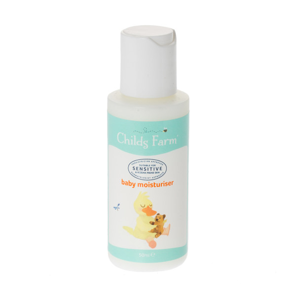 Childs Farm Baby Moisturiser For Sensitive and Eczema Prone Skin