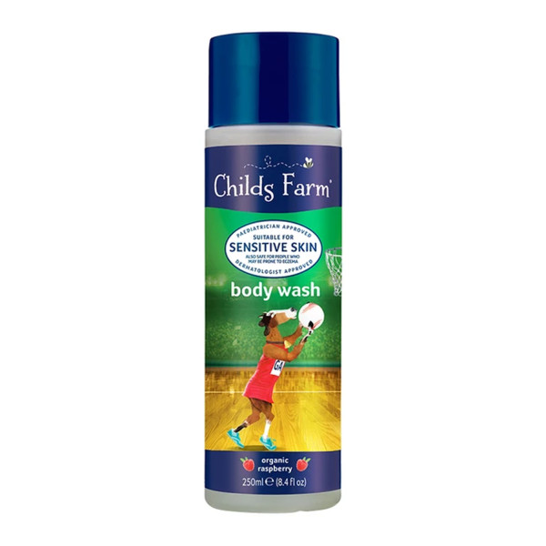 Childs Farm Body Wash Organic Raspberry