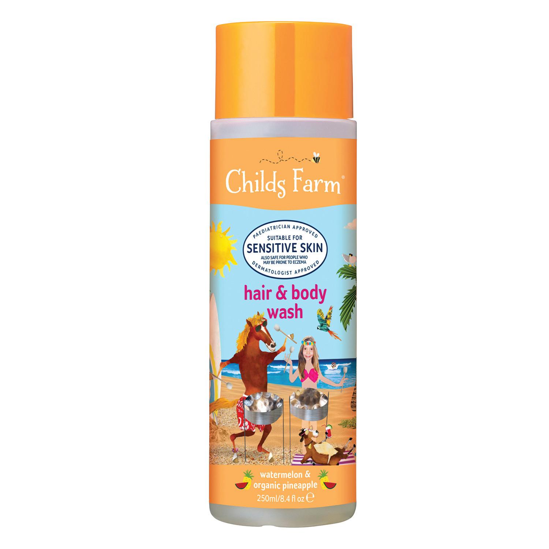 Childs Farm Hair & Body Wash Watermelon & Pineapple