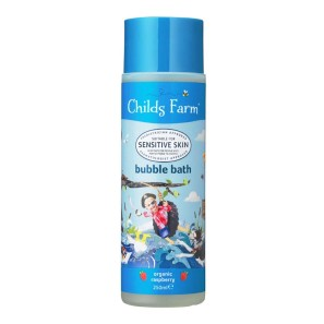 Childs Farm Organic Raspberry Extract Bubble Bath