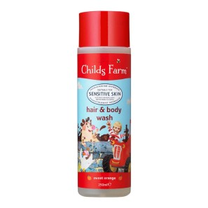 Childs Farm Organic Sweet Orange Hair & Body Wash