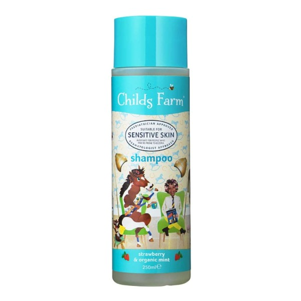 Childs Farm Strawberry & Organic Mint Shampoo