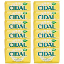 Cidal Natural Antibacterial Soap 12 Pack