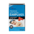 Cirrus Premium Soft Foam Orange Earplugs