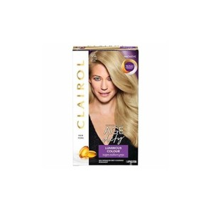 Clairol Age Defy 9A Light Ash Blonde Hair Dye