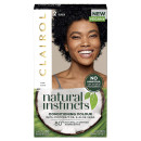 Clairol Natural Instincts Semi-Permanent No Ammonia Vegan Hair Dye 2 Black