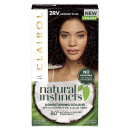 Clairol Natural Instincts Semi-Permanent No Ammonia Vegan Hair Dye 2RV Burgandy Black