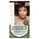 Clairol Natural Instincts Semi-Permanent No Ammonia Vegan Hair Dye 4RR Dark Red