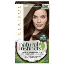 Clairol Natural Instincts Semi-Permanent No Ammonia Vegan Hair Dye 5W Medium Warm Brown