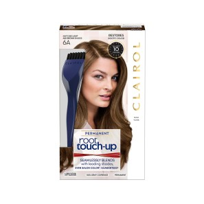 Clairol Nice n Easy Root Touch Up Permanent Light Ash Brown 6A