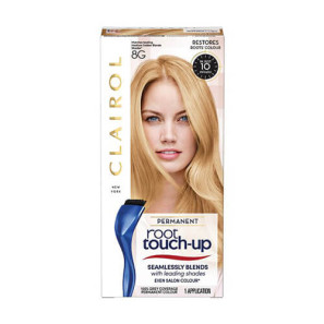 Clairol Nice n Easy Root Touch Up Permanent Medium Golden Blonde 8G