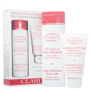 Clarins High Definition Body Lift & Body Scrub