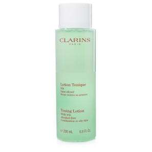 Clarins Toning Lotion Combination Oily Skin