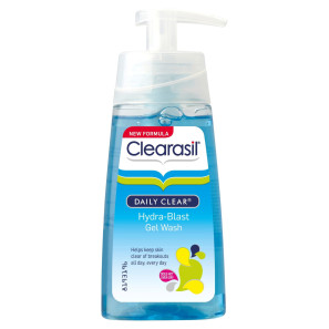Clearasil DailyClear Hydrablast Gel Wash