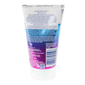 Clearasil Ultra 5 In 1 Exfoliating Face Scrub
