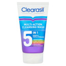 Clearasil Ultra 5 In 1 Face Wash