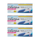 Clearblue Digital Pregnancy Test with Conception Indicator x 3